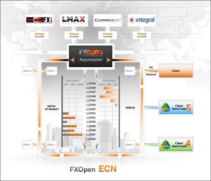 Stp vs ecn forex broker